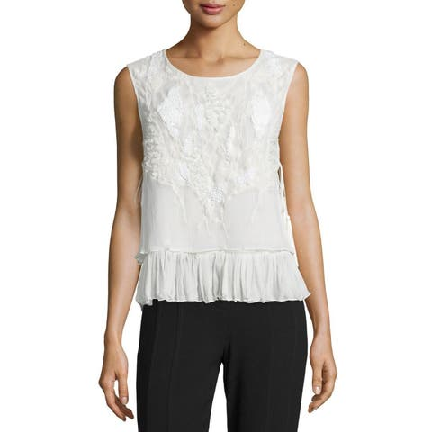 ad943a27cddf18 Blouse Elie Tahari Tops | Find Great Women's Clothing Deals Shopping ...