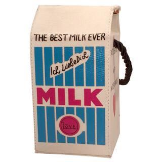 Pink Haley Milk Carton Canvas Clutch Handbag|https://ak1.ostkcdn.com/images/products/13455194/P20144363.jpg?impolicy=medium