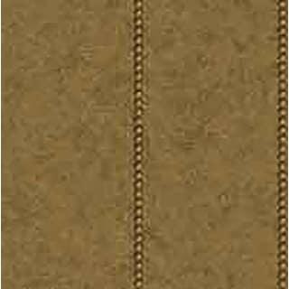 Brewster Brown Nail Head Stripe Wallpaper