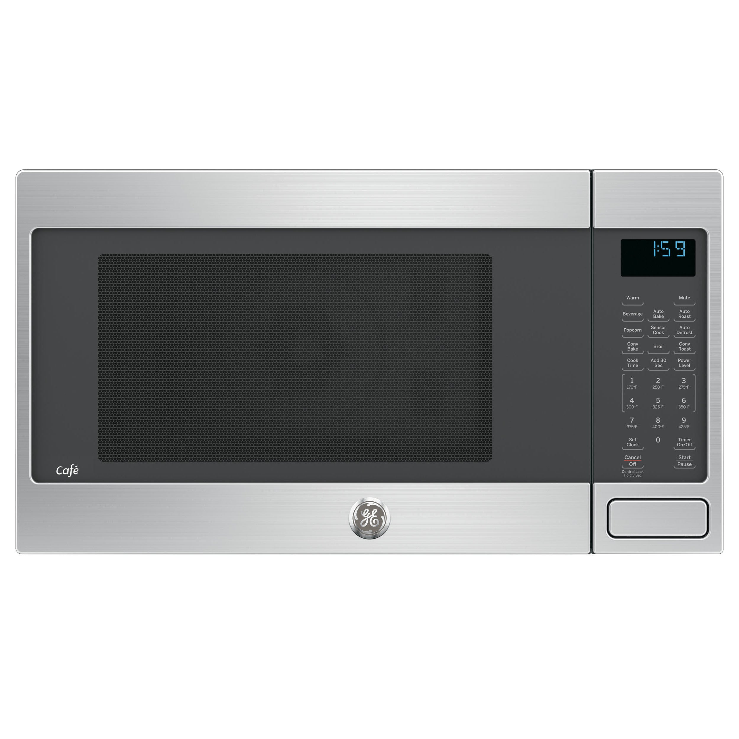 GE Cafe Series 1.5-cubic Feet Countertop Convection/ Micr...