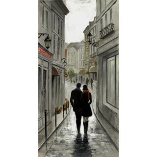 Hobbitholeco 'Amsterdam Walk II' 8.5 x 18.5-inch Canvas Art