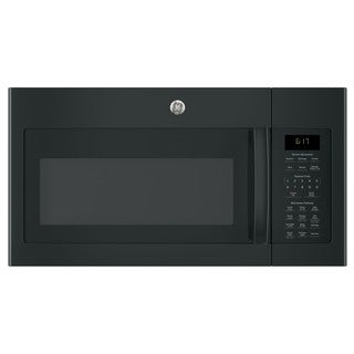 GE SERIES 1.7 CU. FT. OVER-THE-RANGE SENSOR MICROWAVE OVEN