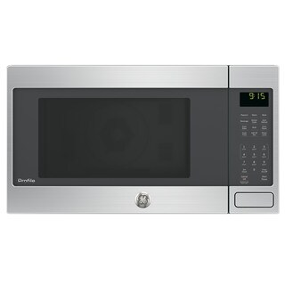 GE Profile Series 1.5-cubic Feet Countertop Convection/ Microwave Oven - Stainless Steel