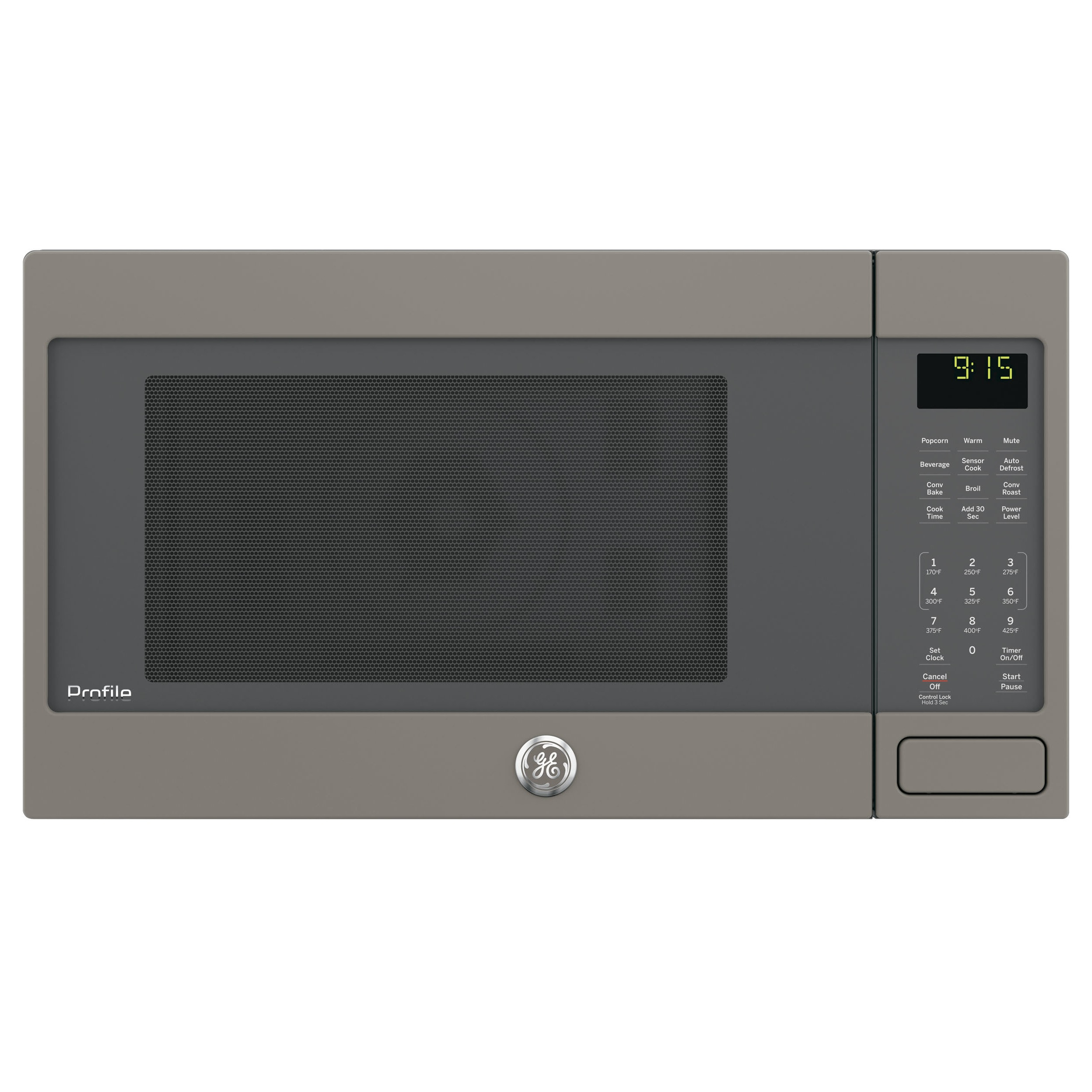 GE Profile Series 1.5-cubic Feet Countertop Convection/ M...