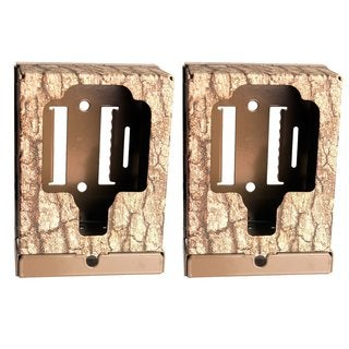(2) Browning Trail Camera Security Box - BTCSB