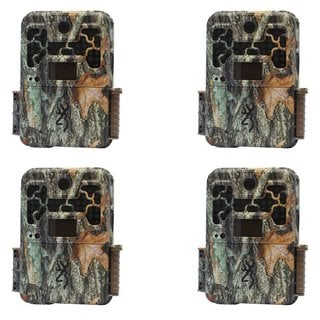 (4) Browning RECON FORCE FHD PLATINUM Trail Game Camera (10MP)