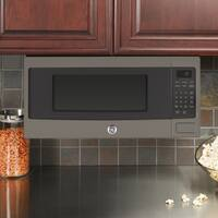 GE Profile Series 1.1-cubic Feet Countertop Microwave Oven