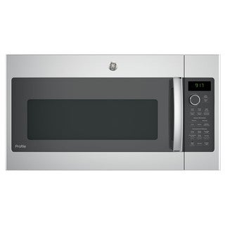 GE Profile Series 1.7-cubic Feet Convection Over-the-range Microwave Oven