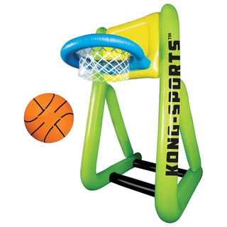 Franklin Sports Kong Sports PVC Basketball Set
