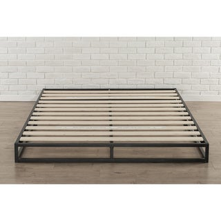 Priage 6-inch Twin-Size Metal Platform Bed Frame