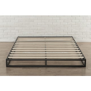 Priage 6-inch King-Size Metal Platform Bed Frame