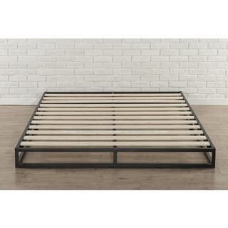Priage 6-inch King-Size Metal Platform Bed Frame|https://ak1.ostkcdn.com/images/products/13455540/P20144643.jpg?impolicy=medium