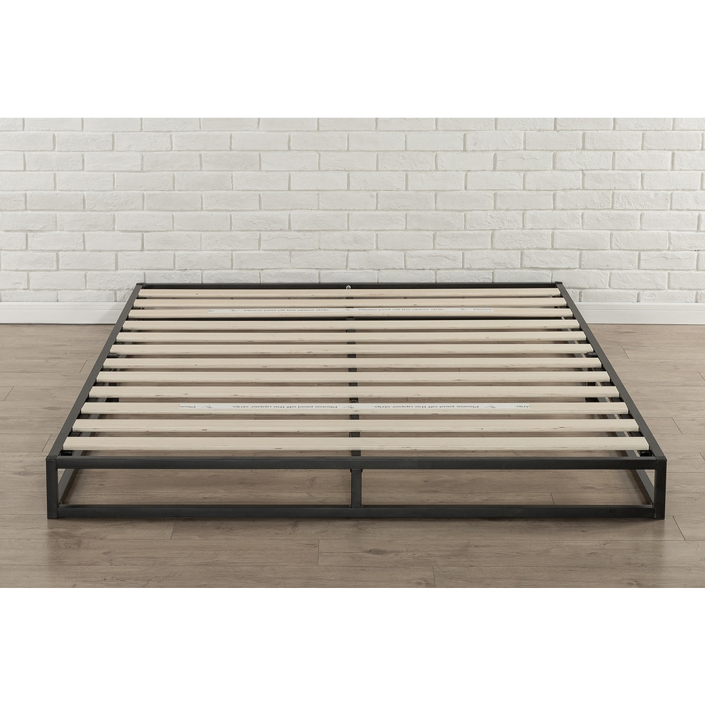 Priage by Zinus 6 Inch King-Size Platforma Low Profile Bed Frame (King)