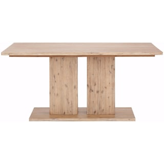 Yen Dining Table, acacia wood