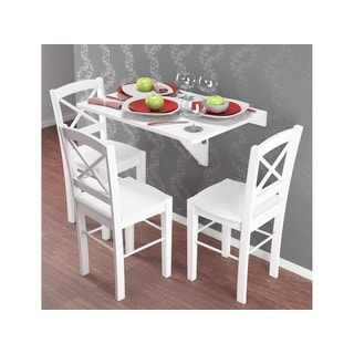 Joy Wall Mounted Drop Leaf Table