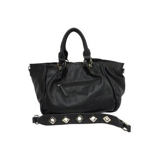 Donna Bell Designs 'Charity' Satchel Handbag