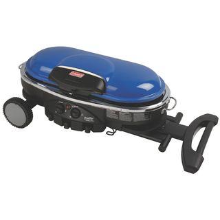 Coleman RoadTrip LXE Propane Grill - Blue