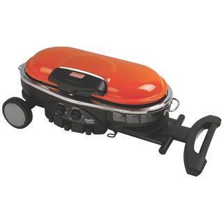 Coleman RoadTrip LXE Propane Grill - Orange