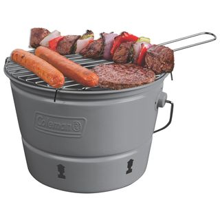 Coleman Party Pail Charcoal Grill