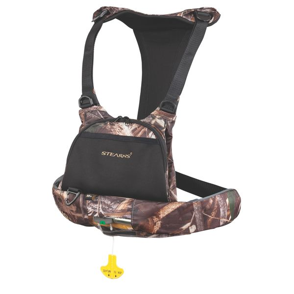 Stearns 16 Gram Manual Hunting Inflatable Chest Pack