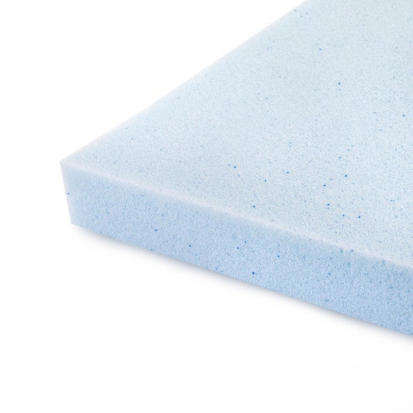 linenspa 2inch gel memory foam mattress topper free shipping today - Gel Mattress Topper