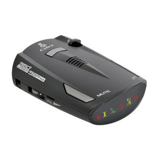 Cobra 9-band Black Police Laser Detection Radar Detector with LaserEye