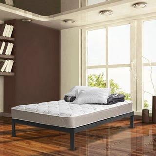 Wolf Serene Siesta Firm Queen-size Platform and Mattress Set