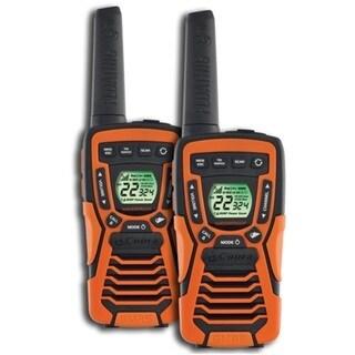 37-Mile Range Rugged and Floating 2-Way Radio