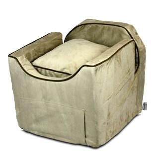 Snoozer Luxury Microsuede Lookout II Dog Buckskin Car Seat