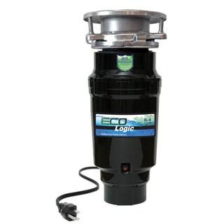 1/3 HP Eco-Logic 4 Builders Food Waste Disposer (3-Bolt)