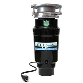 1/2 HP Eco-Logic 5 Economy Food Waste Disposer (3-Bolt)