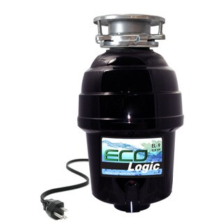 3/4 HP Eco-Logic 9 Deluxe Food Waste Disposer (3-BOLT)
