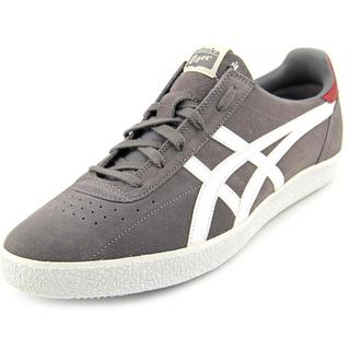 Asics Onitsuka Tiger Men's Vickka Moscow Grey Suede Athletic Shoe