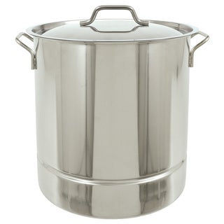 Bayou Classic 8-Gal. Stainless Stockpot