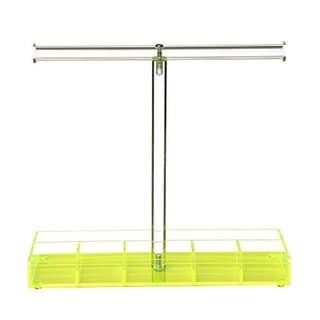 Ikee Design Acrylic Jewelry Organizer Display Stand