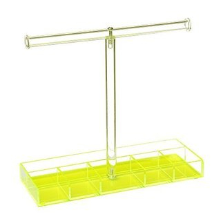 Ikee Design Acrylic Jewelry Organizer Display Stand