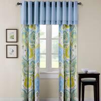 Echo Design Sardinia Multi Grommets Cotton Window Curtain