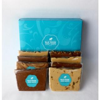 Blue Moose 2-pound Classic Gourmet Fudge Sampler (8-flavor Gift Box)