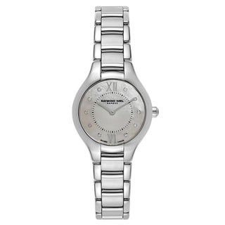 Raymond Weil Noemia Women's Stainless Steel Bracelet Watch.