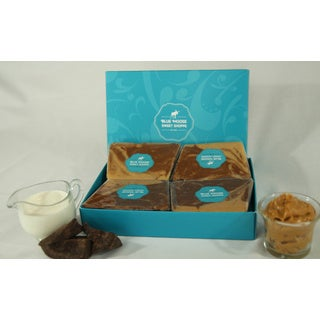 Blue Moose 1-pound Classic Gourmet Fudge Sampler (4-flavor Gift Box)