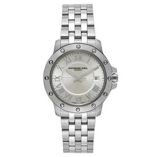 Raymond Weil Stainless Steel Swiss Quartz Watch