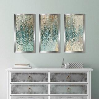 Mark Lawrence U0027Romans 8 39 Maxu0027 Framed Plexiglass 3 Piece Wall Art Set