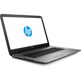 HP 17-x037cl Silvertone 17.3-inch Refurbished Intel Core i3 Windows 10 Home Notebook PC