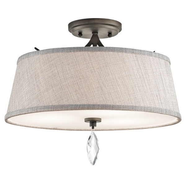 Kichler Lighting Reviews: Shop Kichler Lighting Casilda Collection 3-light Olde