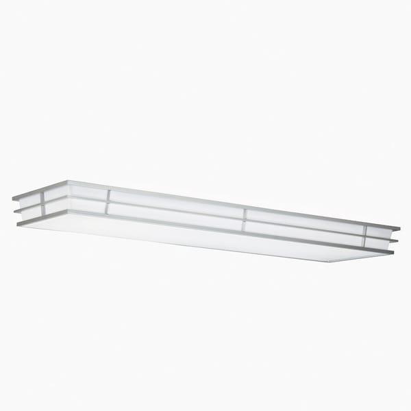Shop Kichler Lighting Pavilion Collection 4-light Silver