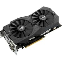ROG STRIX-GTX1050TI-4G-GAMING GeForce GTX 1050 Ti Graphic Card - 1.29
