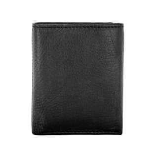 Faddism Vermont Men's Black/Brown Leather Trifold Wallet https://ak1.ostkcdn.com/images/products/13464544/P20152564.jpg?impolicy=medium