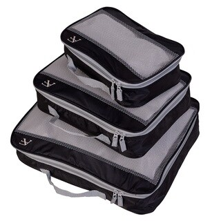 American Flyer Hot Perfect 3-piece Packing Cube Set