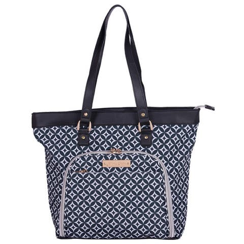 Jenni Chan Aria Stars 18-inch Laptop and Tablet Tote Bag - L18xW5.5xH14.5