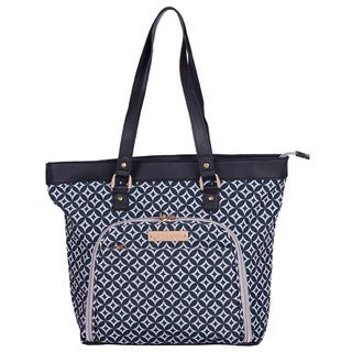 Jenni Chan Aria Stars 18-inch Laptop and Tablet Tote Bag